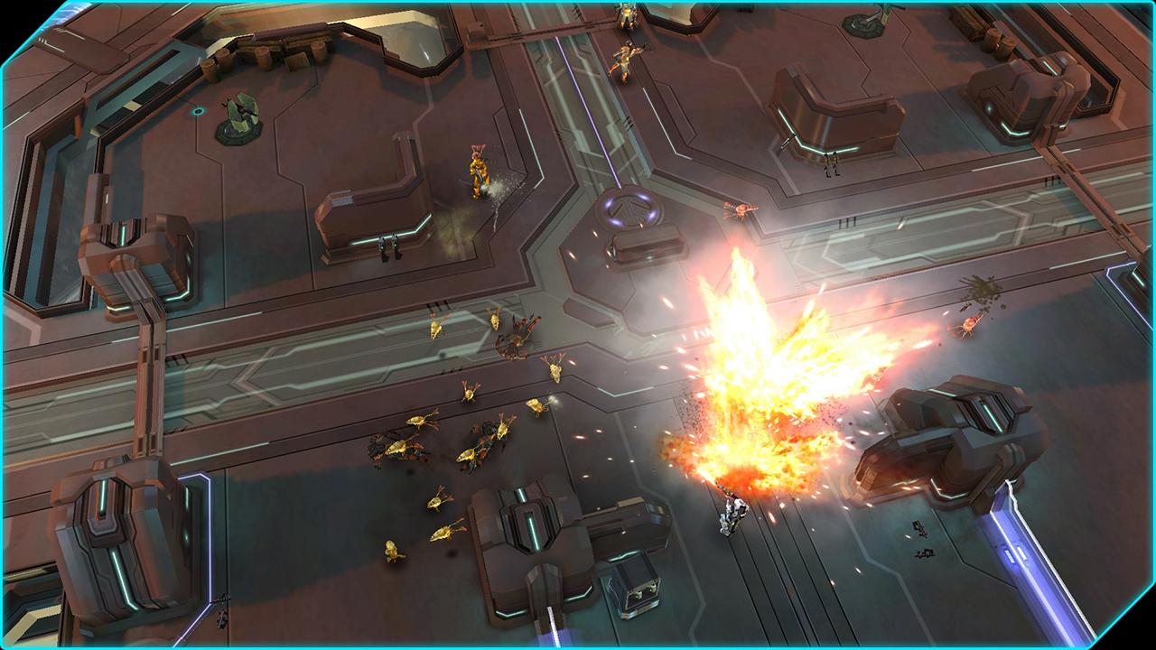 Obrázky z Xbox verze Halo: Spartan Assault 89527