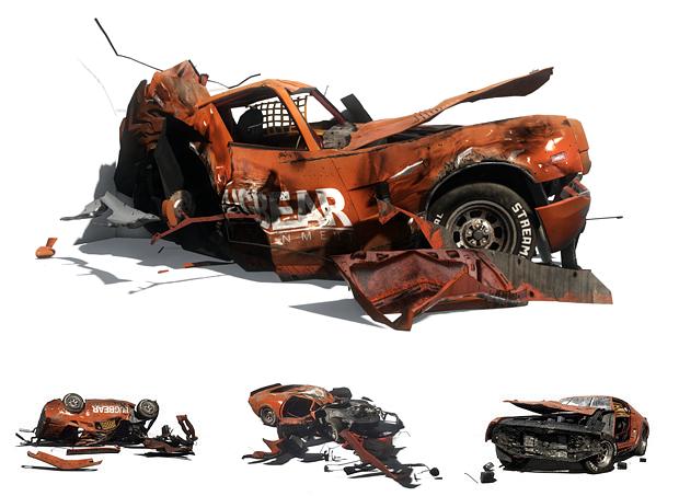 Závody od tvůrců FlatOut bojují o svůj život na Kickstarteru 89588