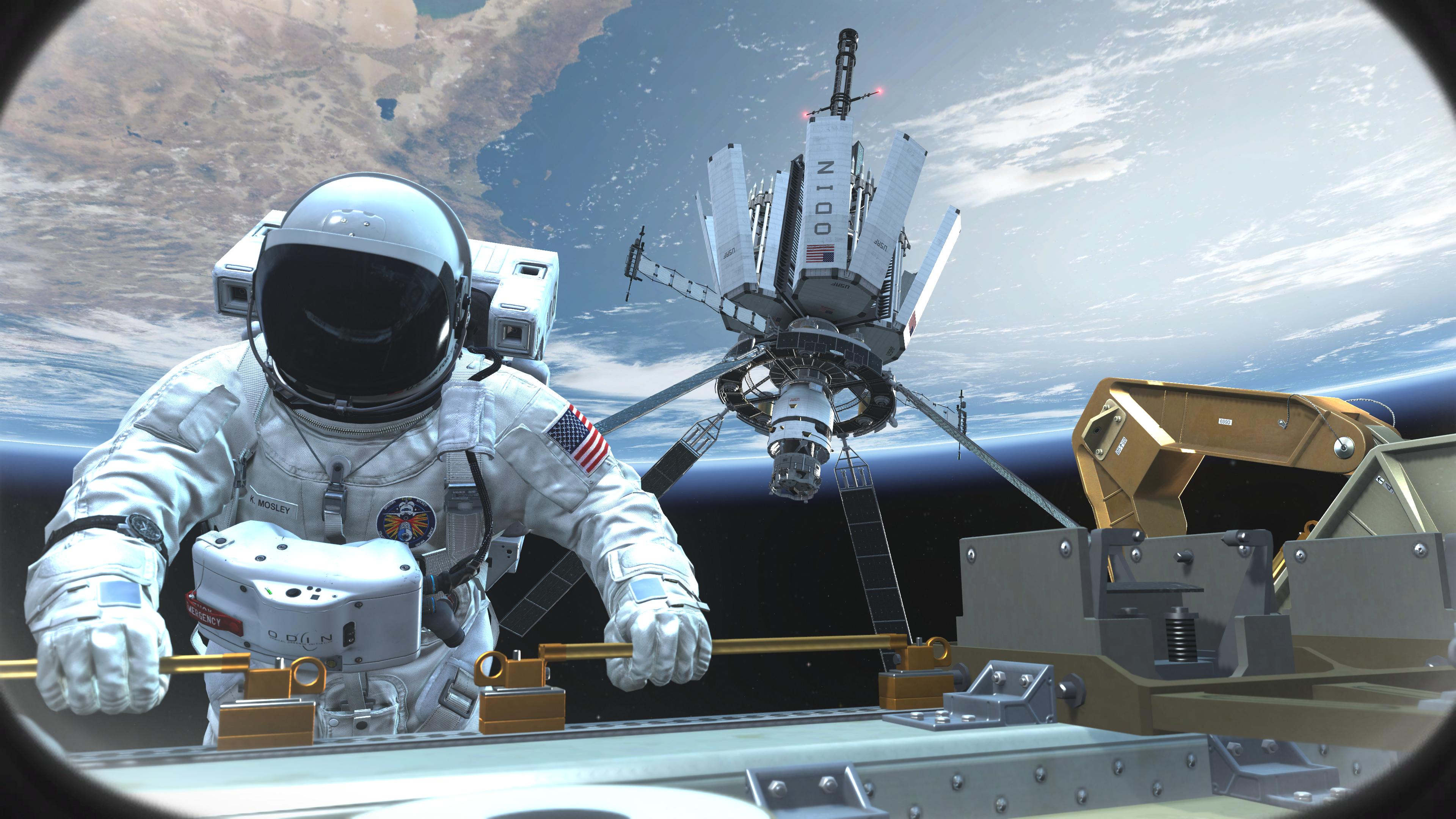 Nvidia vylepší Call of Duty: Ghosts 89599