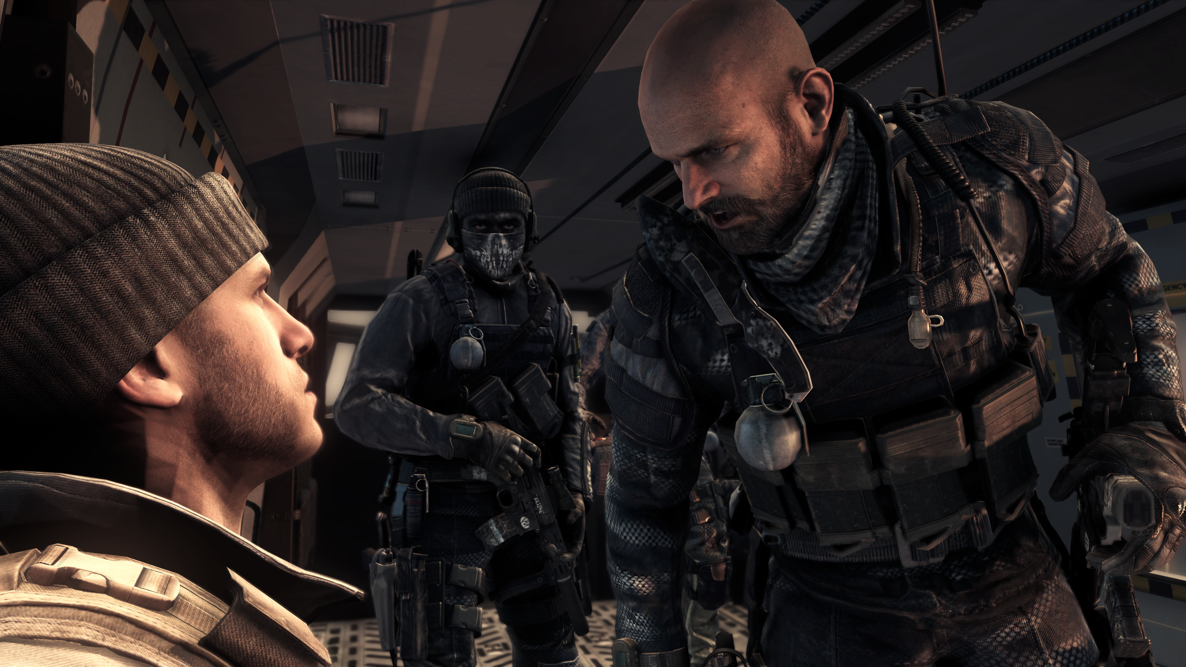 Nvidia vylepší Call of Duty: Ghosts 89603