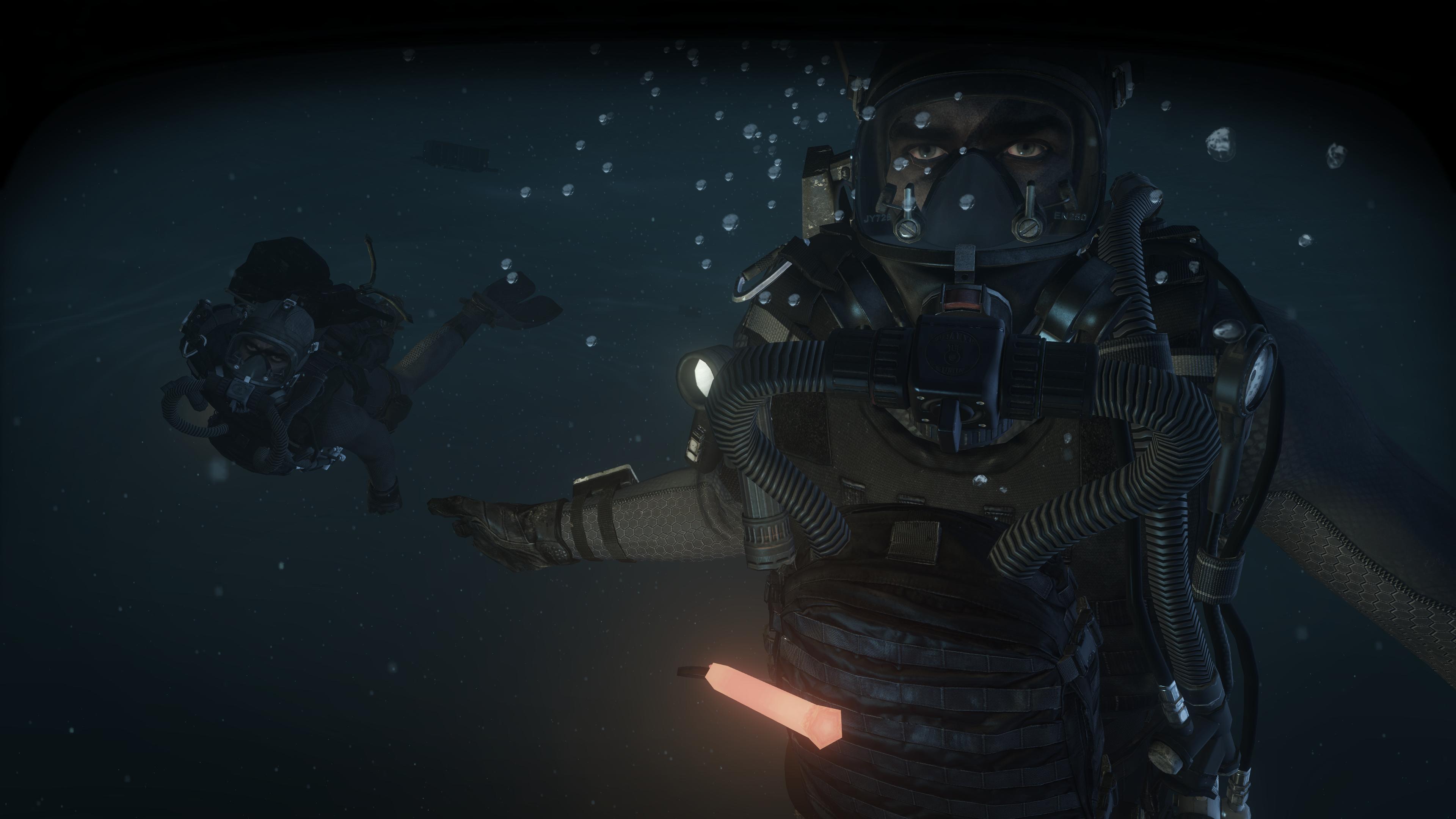 Nvidia vylepší Call of Duty: Ghosts 89604