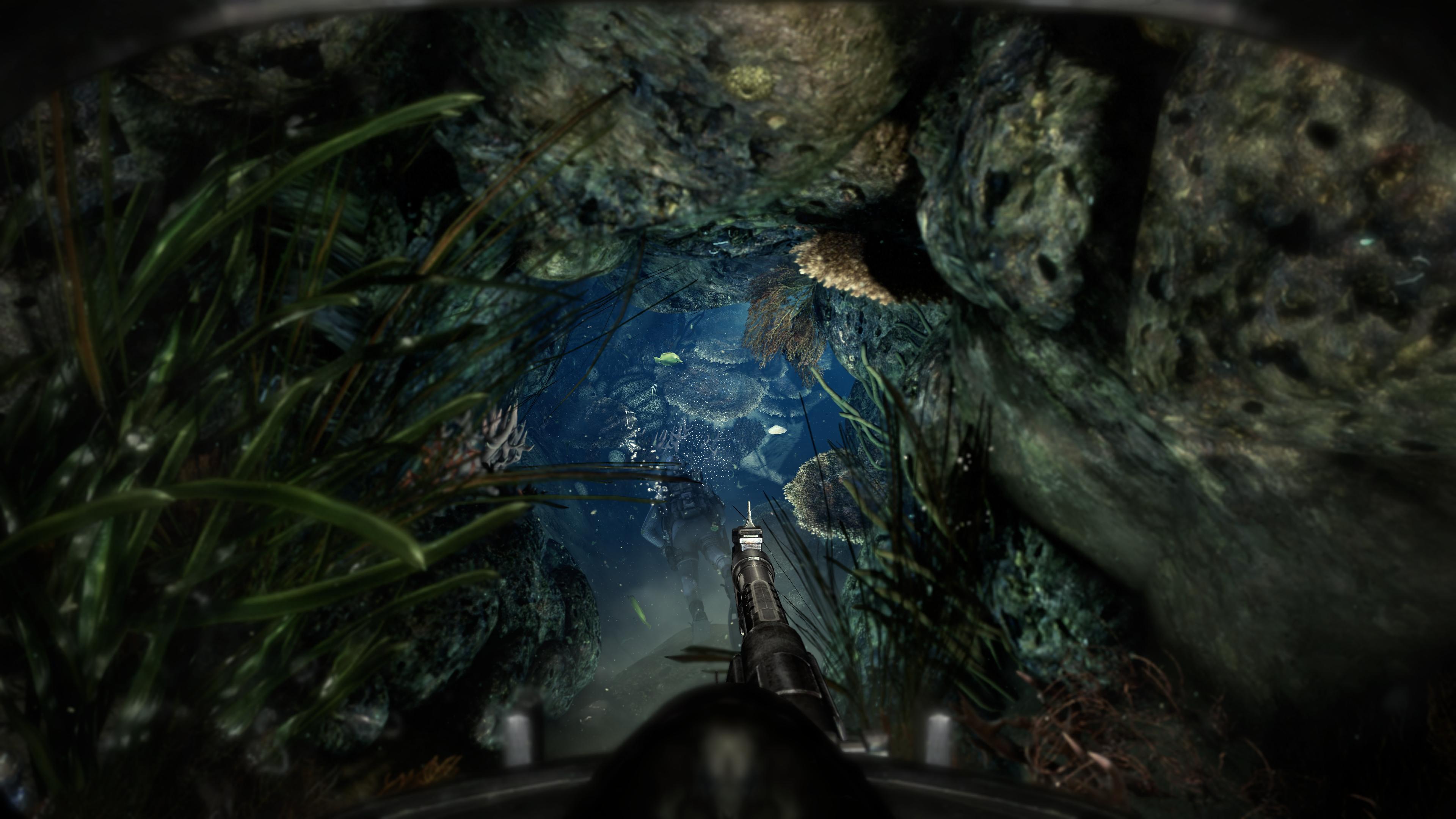 Nvidia vylepší Call of Duty: Ghosts 89606