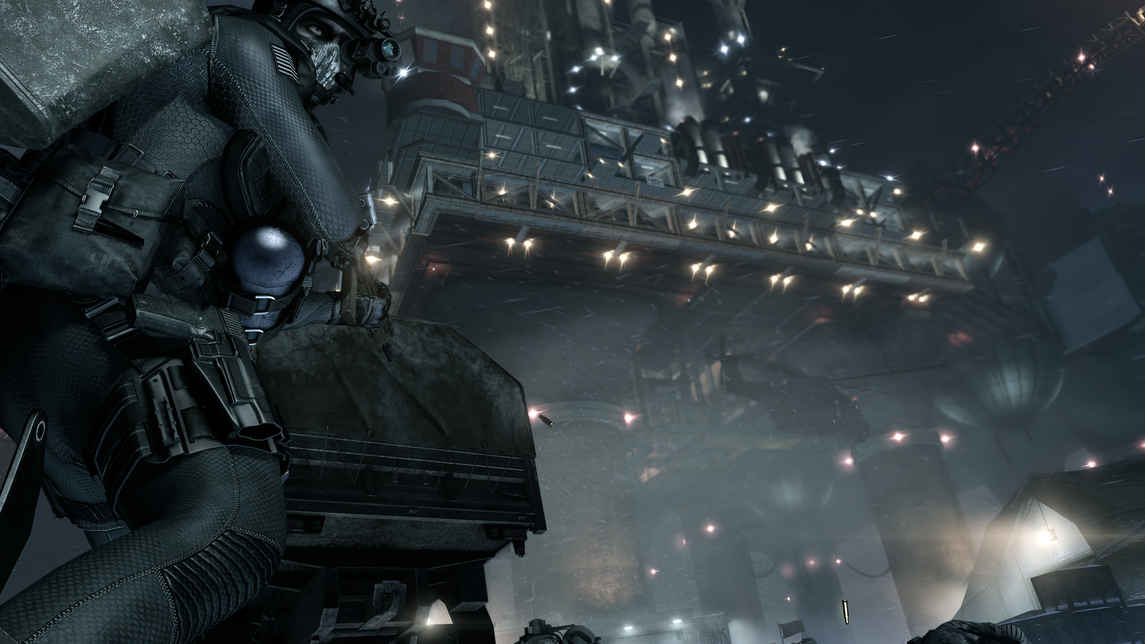 Nvidia vylepší Call of Duty: Ghosts 89608
