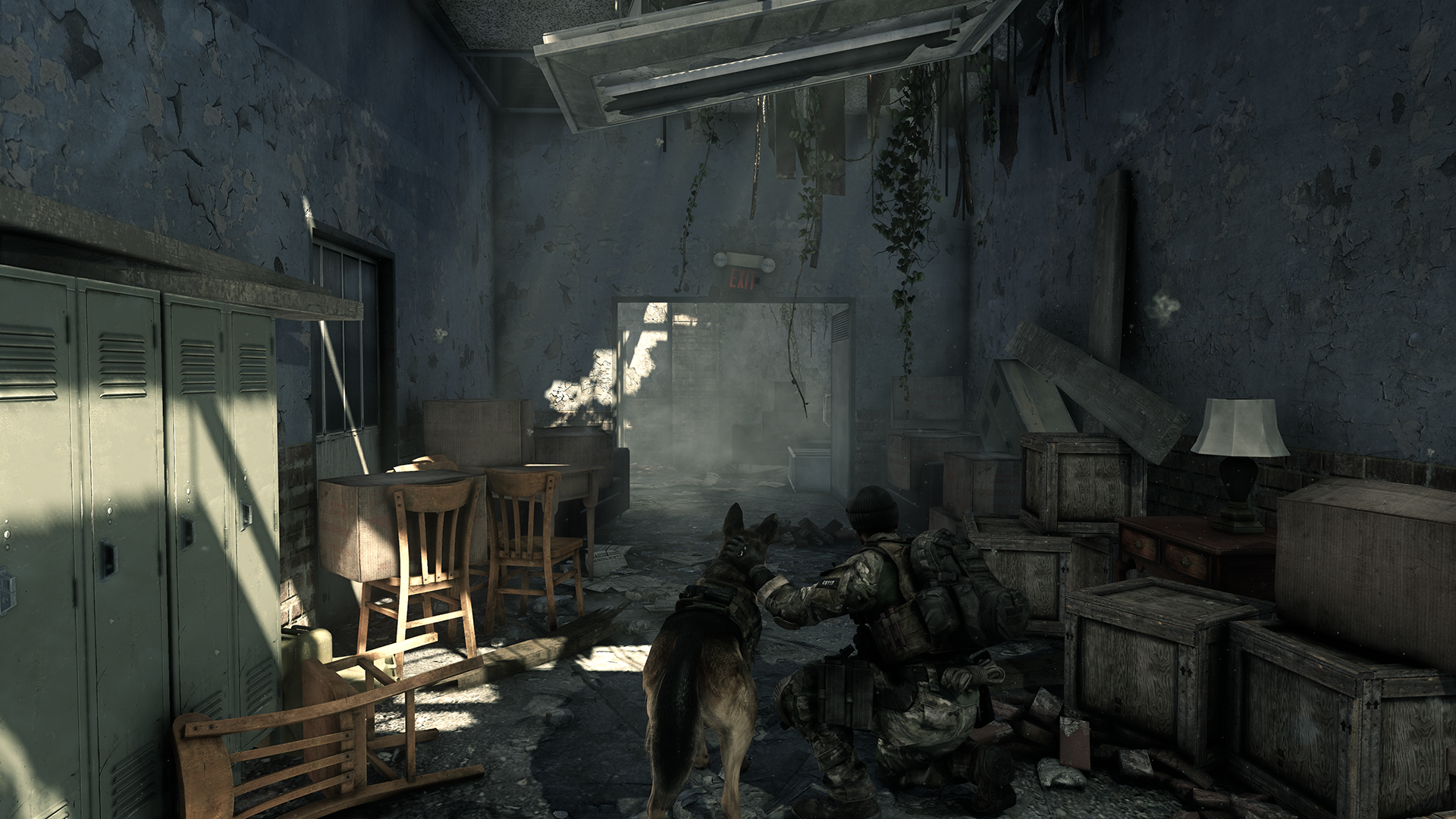 Nvidia vylepší Call of Duty: Ghosts 89610
