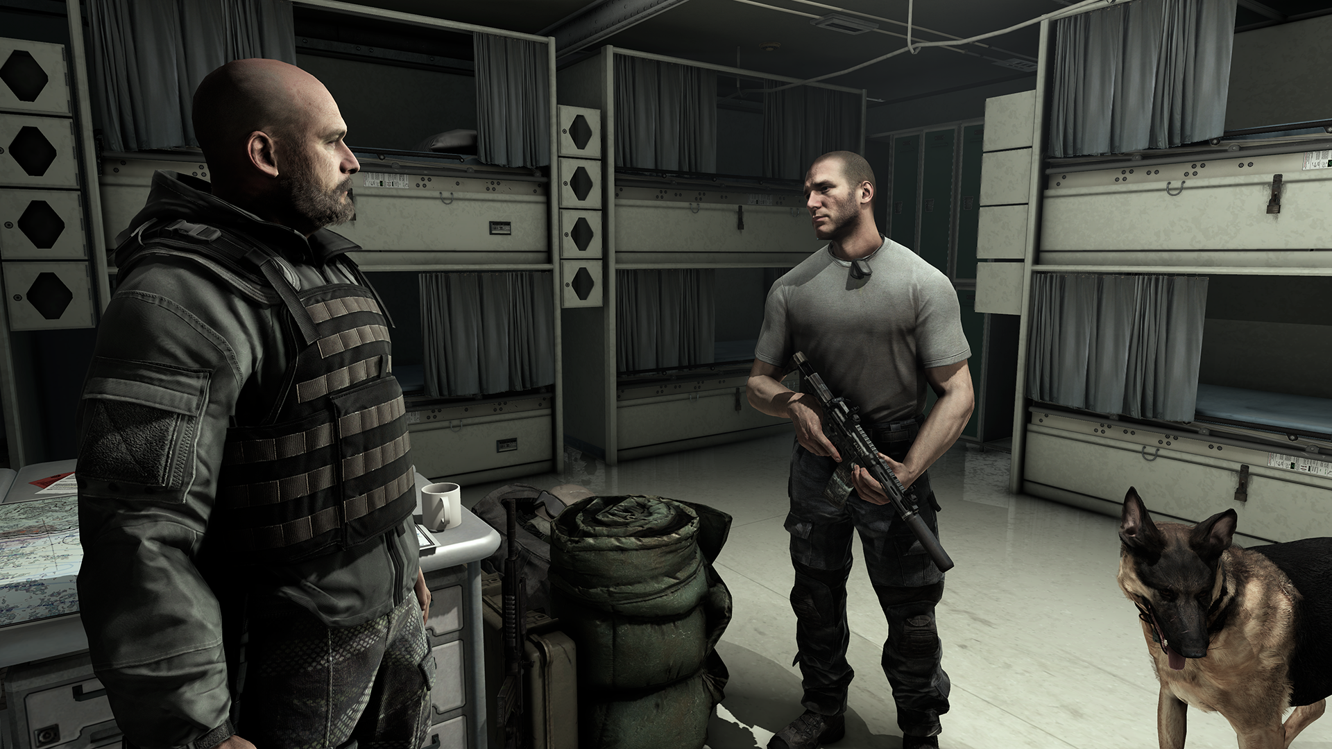 Nvidia vylepší Call of Duty: Ghosts 89617
