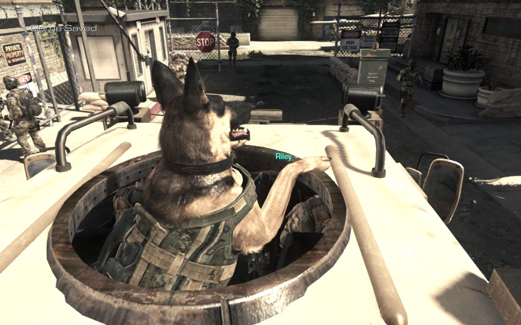 Nvidia vylepší Call of Duty: Ghosts 89621