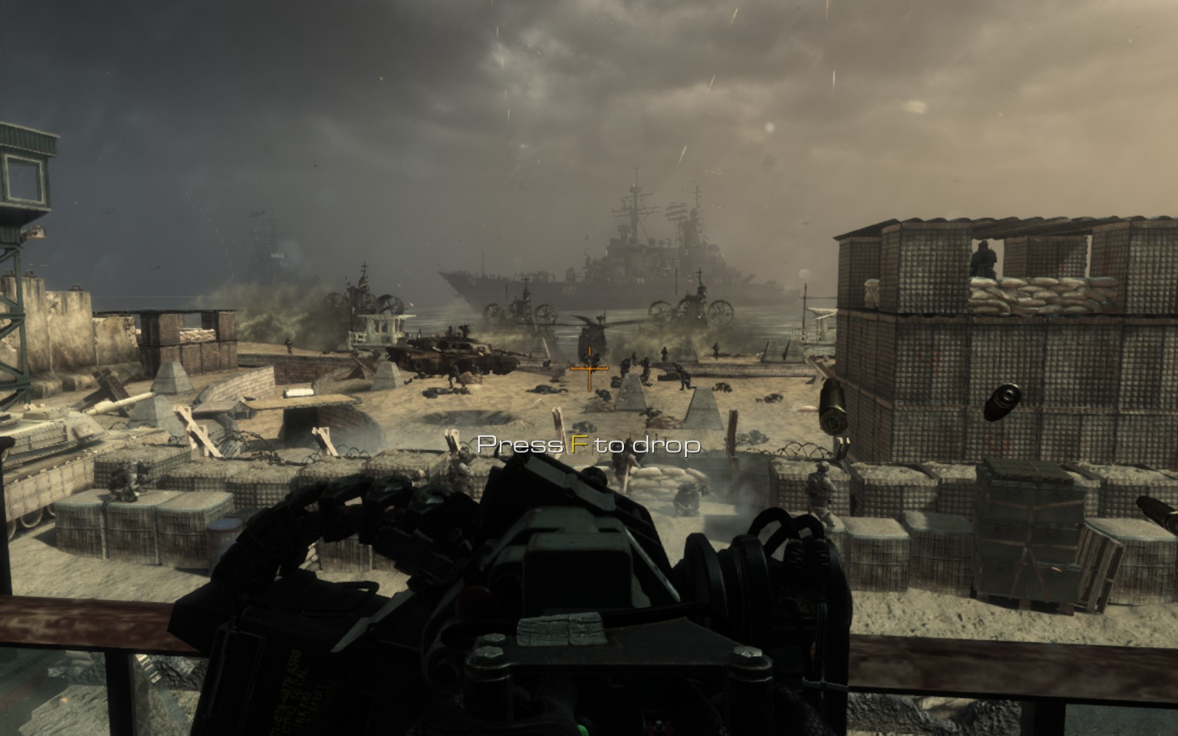 Nvidia vylepší Call of Duty: Ghosts 89623