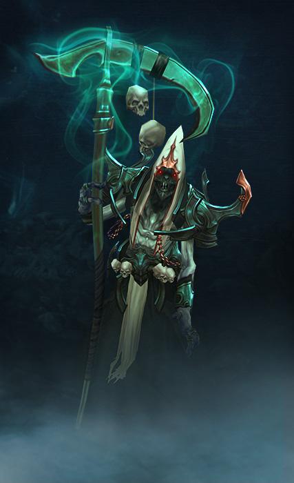 Diablo 3: Reaper of Souls představuje nepřátele 89643