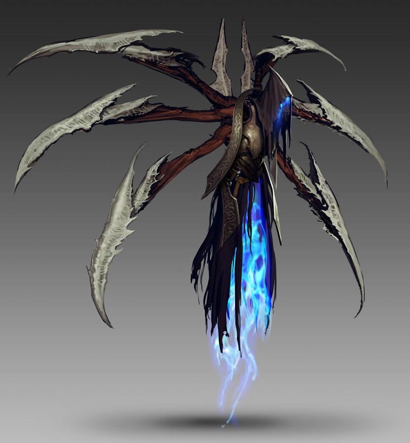 Diablo 3: Reaper of Souls představuje nepřátele 89647
