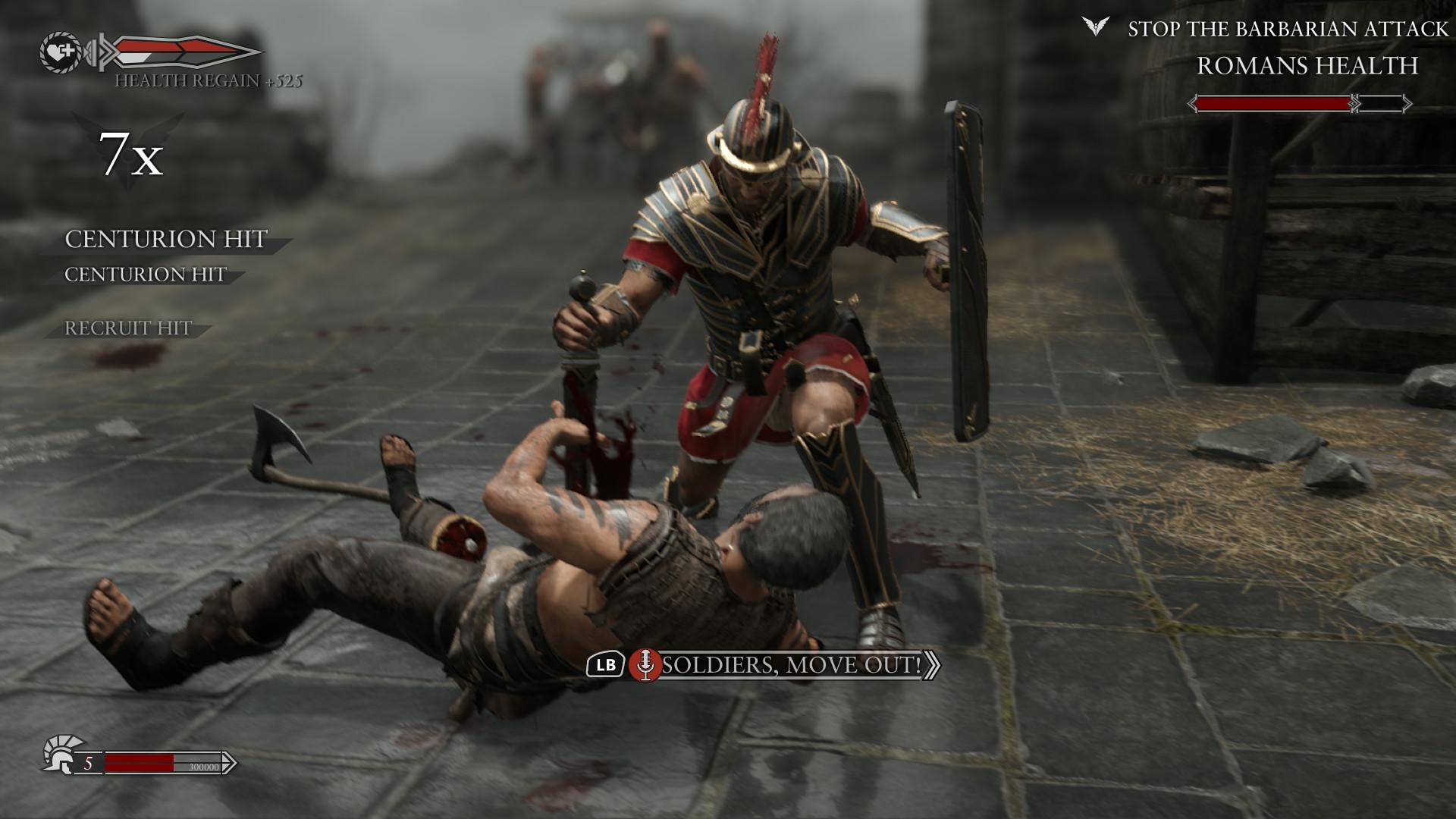 Nášup videí a obrázků z Ryse: Son of Rome 89700