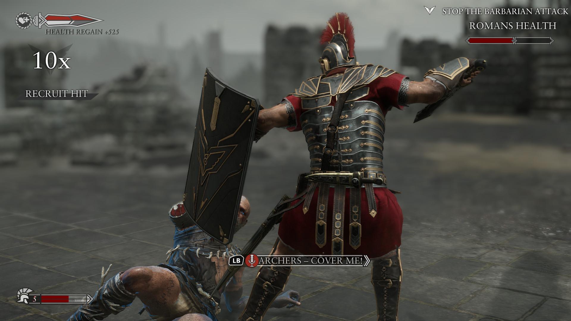 Nášup videí a obrázků z Ryse: Son of Rome 89702