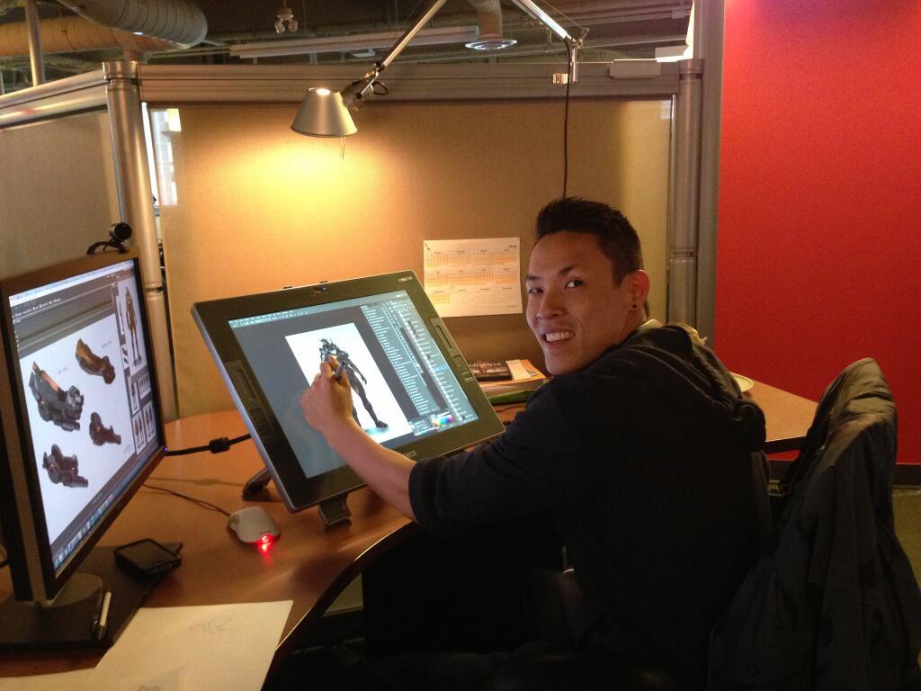 BioWare láká fotkami na nový Mass Effect 89739