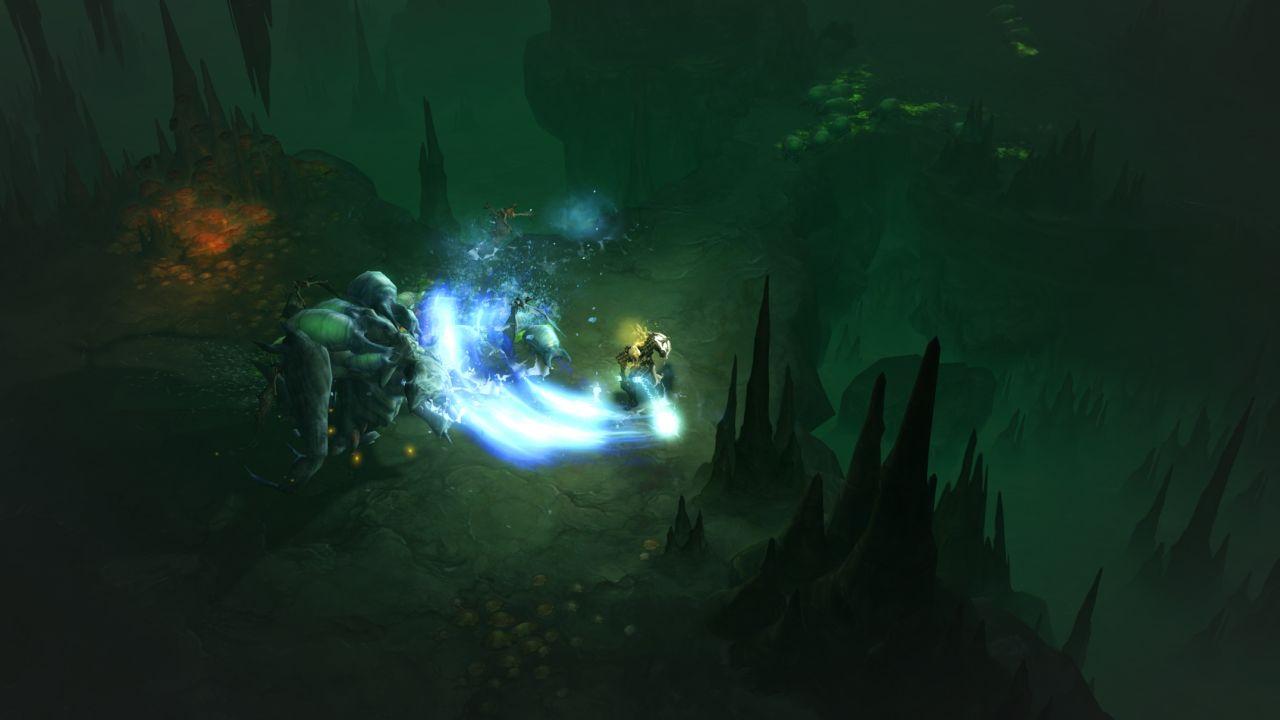 Diablo III dorazí na PS4 s řadou nových funkcí 89760