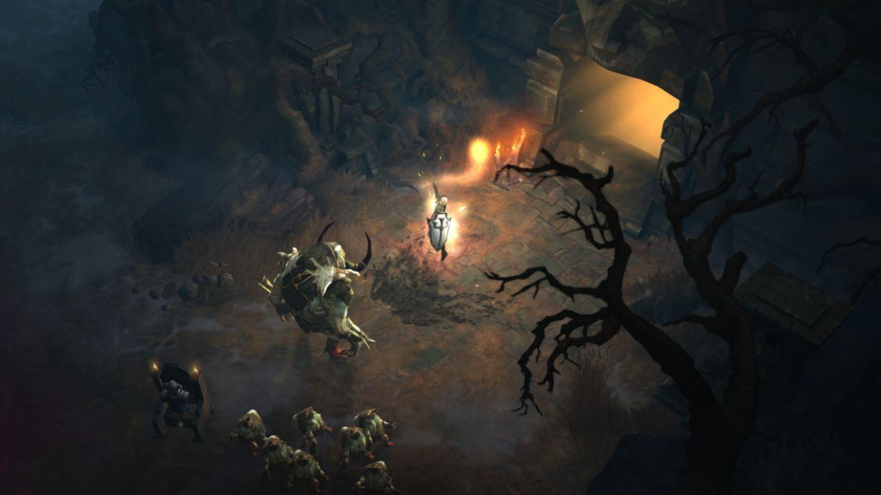 Diablo III dorazí na PS4 s řadou nových funkcí 89762