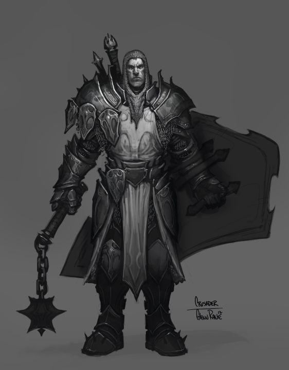 Diablo III dorazí na PS4 s řadou nových funkcí 89768