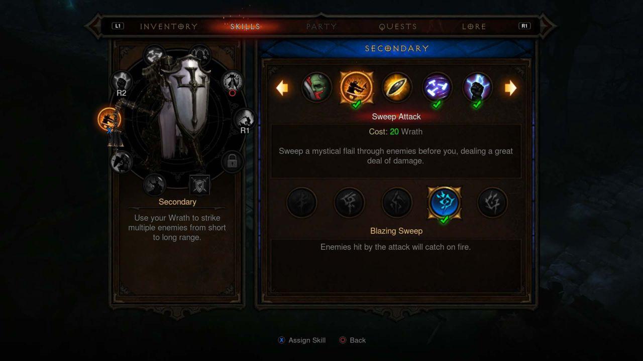Diablo III dorazí na PS4 s řadou nových funkcí 89769