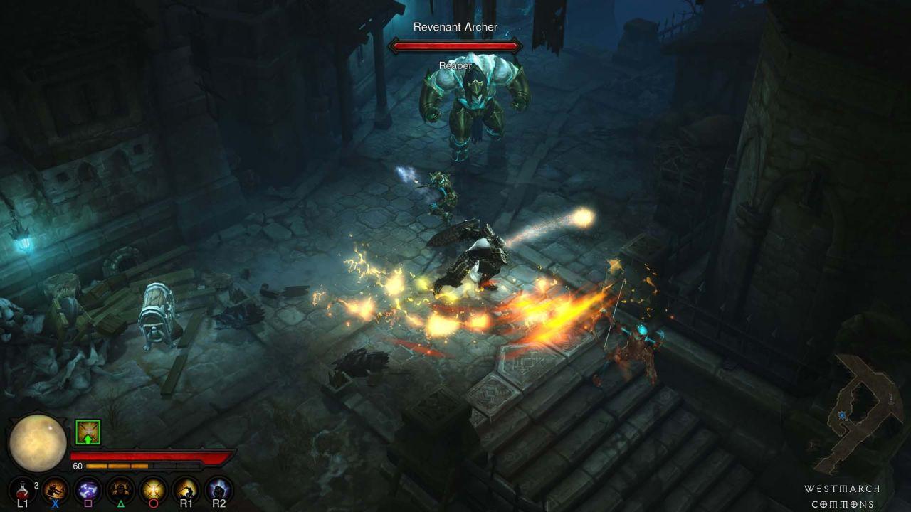 Diablo III dorazí na PS4 s řadou nových funkcí 89776