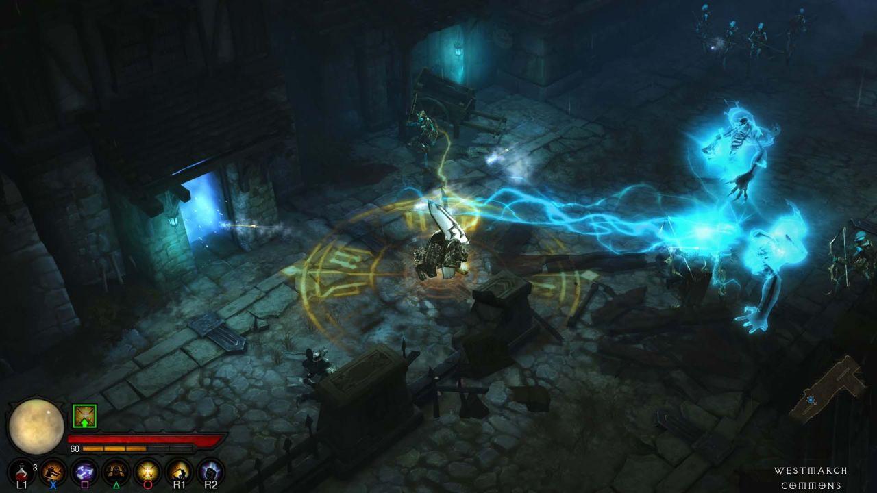 Diablo III dorazí na PS4 s řadou nových funkcí 89777