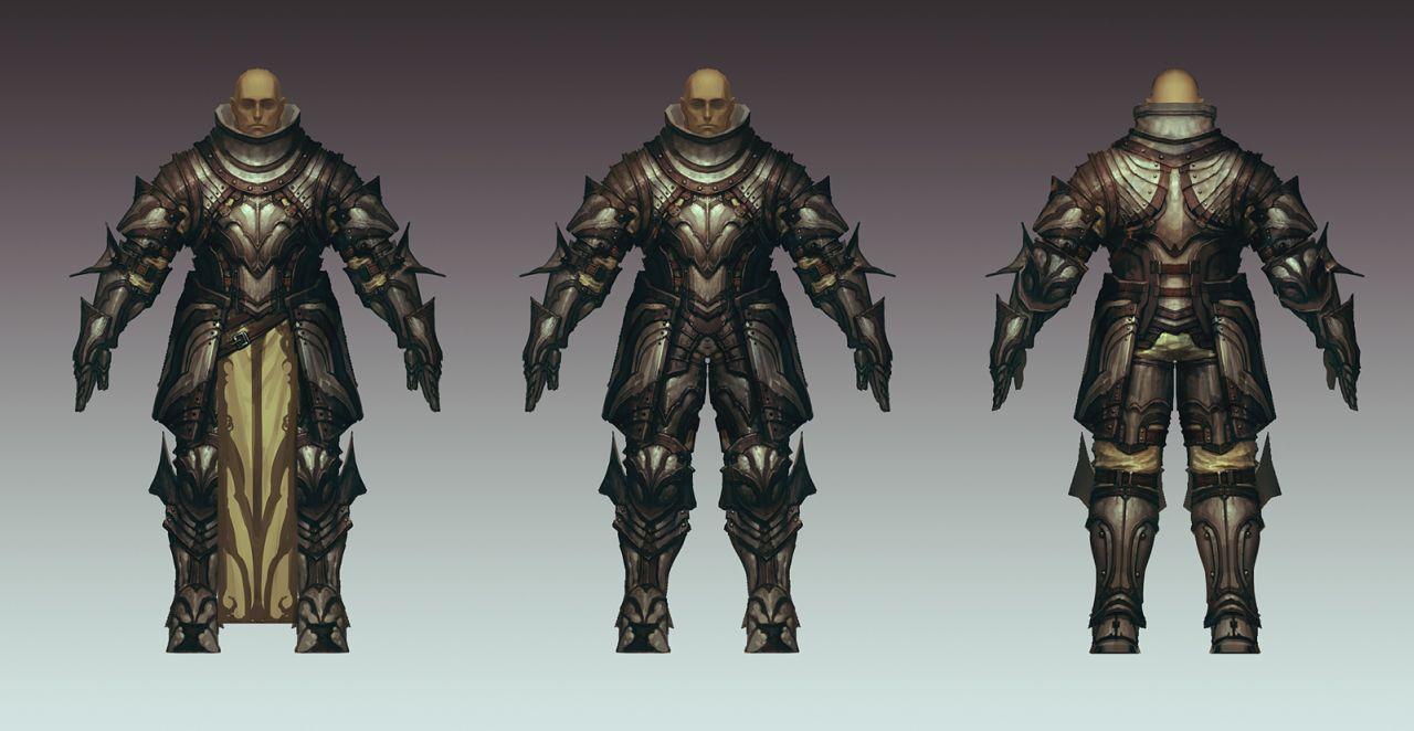Diablo III dorazí na PS4 s řadou nových funkcí 89783