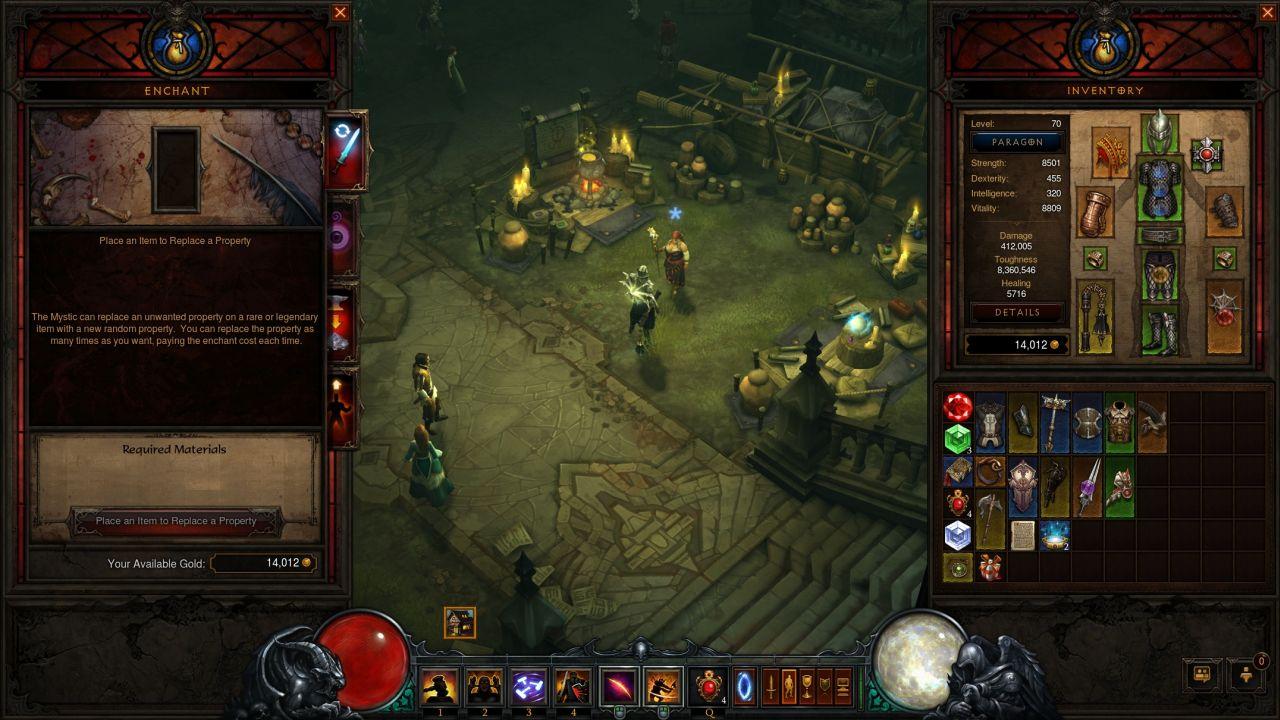 Diablo III dorazí na PS4 s řadou nových funkcí 89785