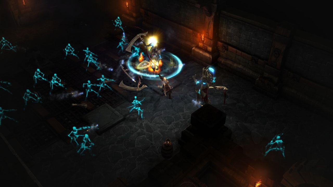 Diablo III dorazí na PS4 s řadou nových funkcí 89787
