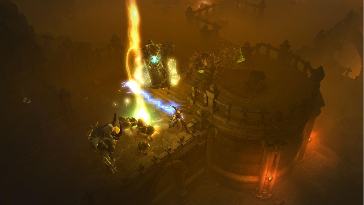 Diablo III dorazí na PS4 s řadou nových funkcí 89789