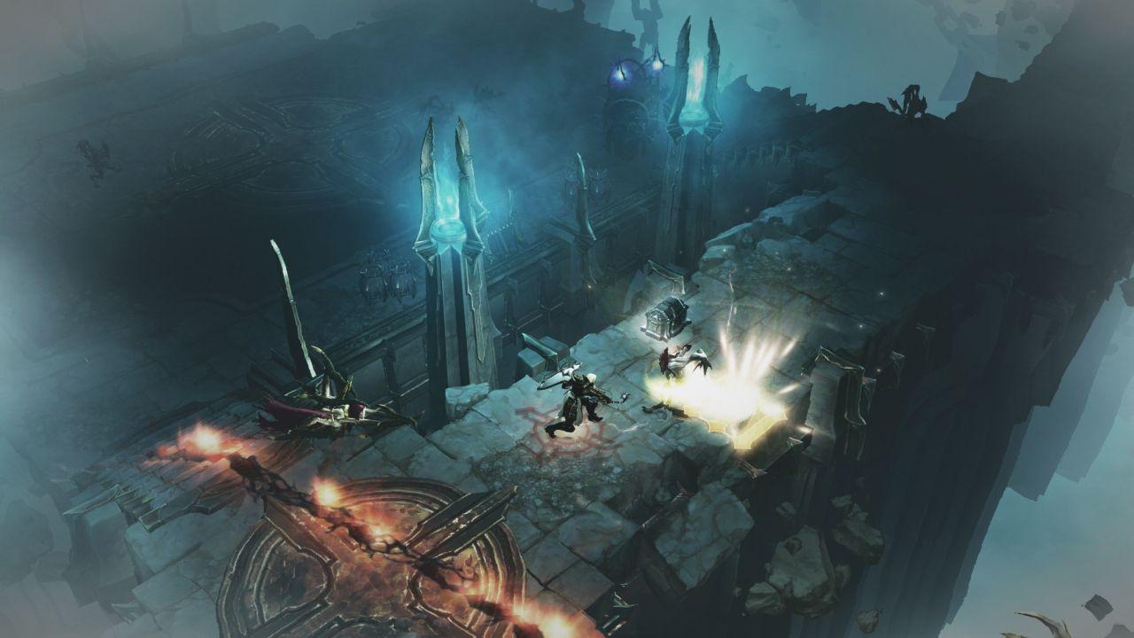 Diablo III dorazí na PS4 s řadou nových funkcí 89793