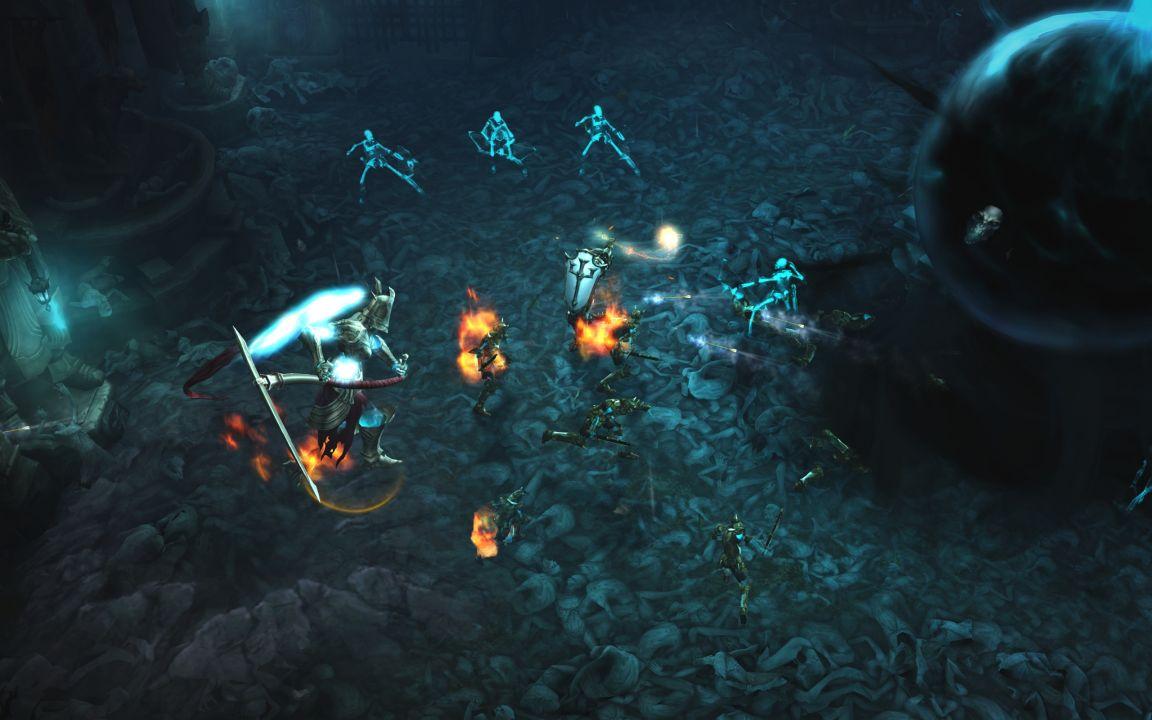 Diablo III dorazí na PS4 s řadou nových funkcí 89798