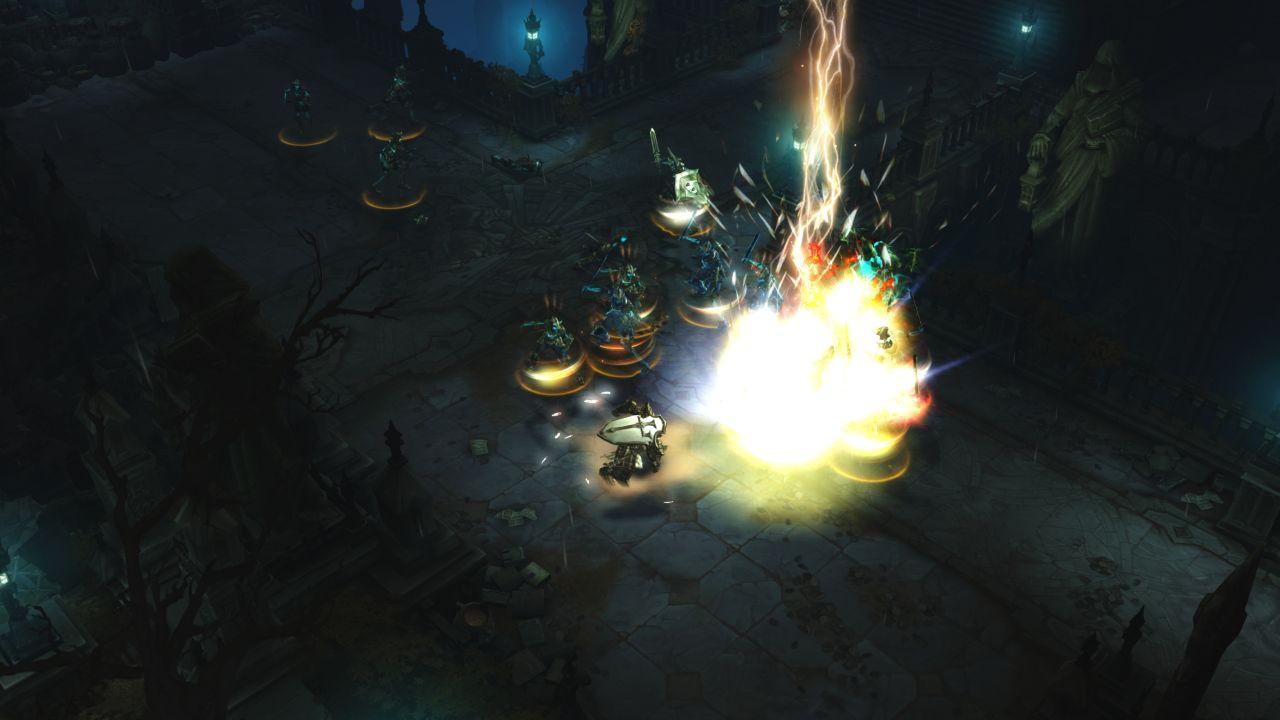 Diablo III dorazí na PS4 s řadou nových funkcí 89799