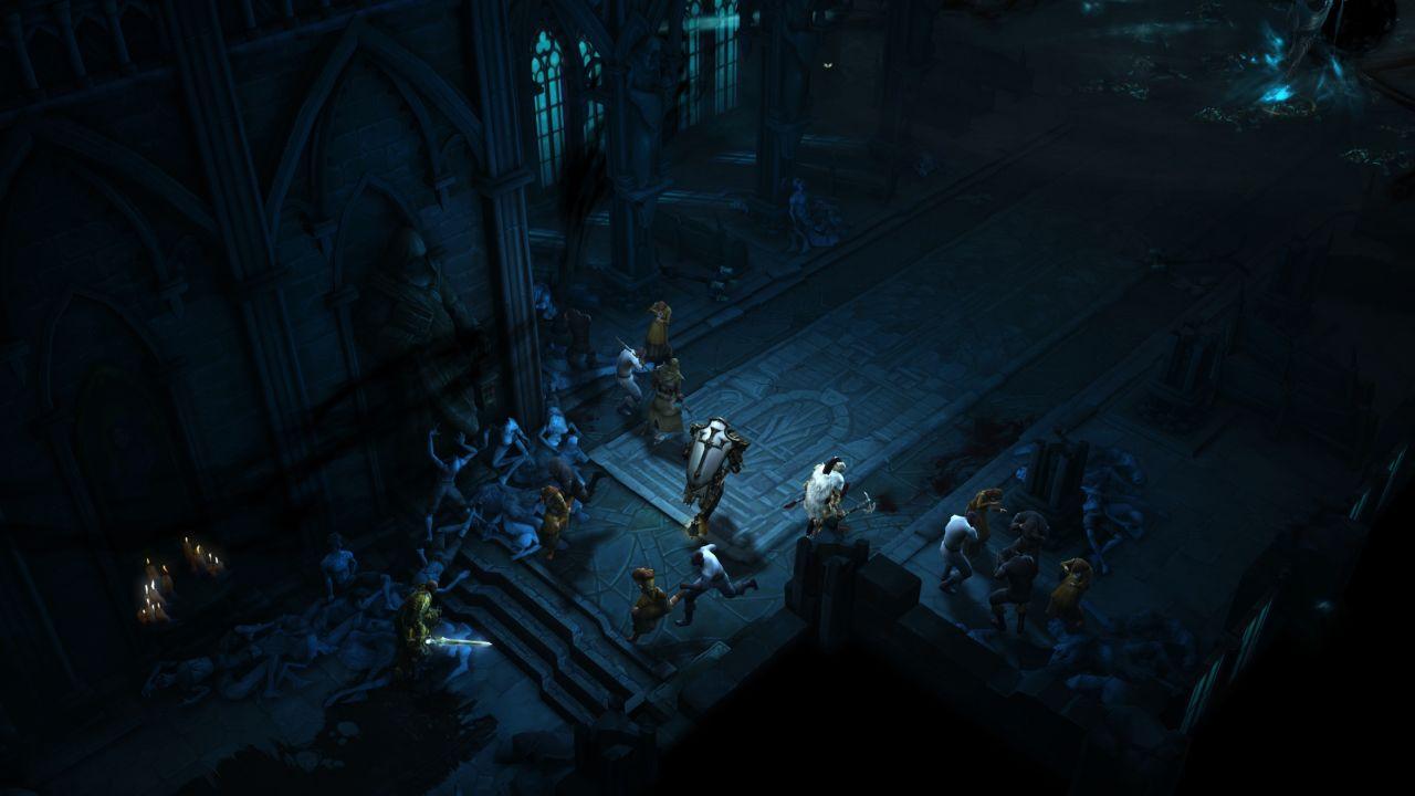 Diablo III dorazí na PS4 s řadou nových funkcí 89800