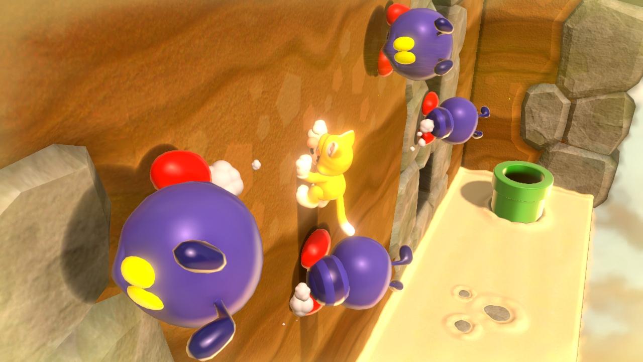 Super Mario 3D World a nová várka kouzelných obrázků a videí 89834