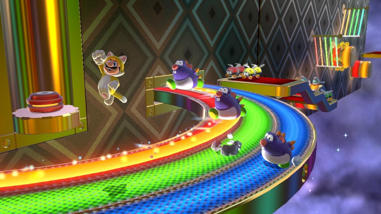 Super Mario 3D World a nová várka kouzelných obrázků a videí 89835