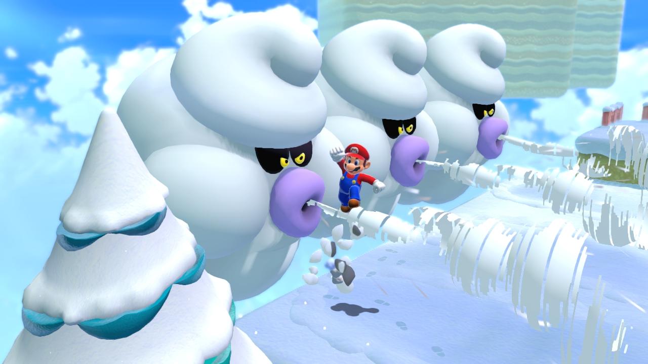 Super Mario 3D World a nová várka kouzelných obrázků a videí 89836