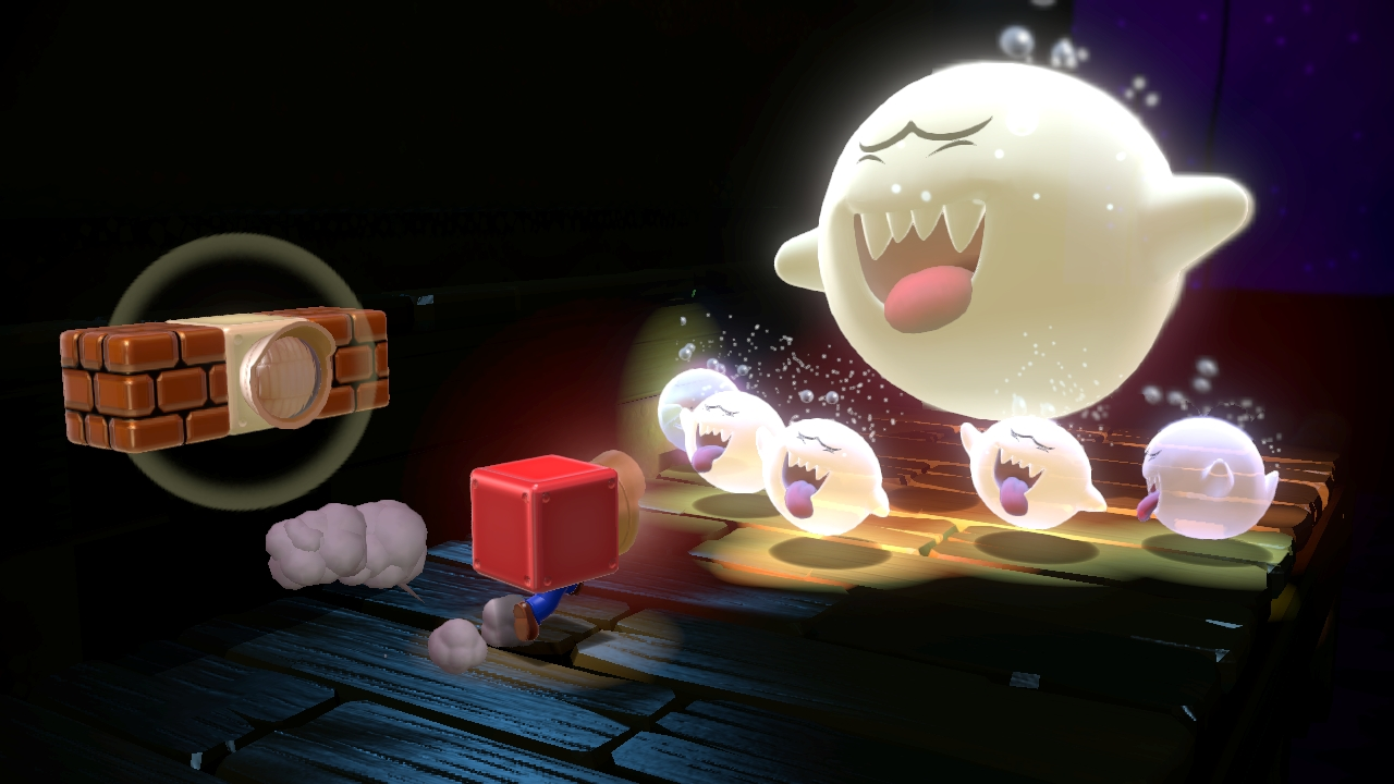 Super Mario 3D World a nová várka kouzelných obrázků a videí 89838