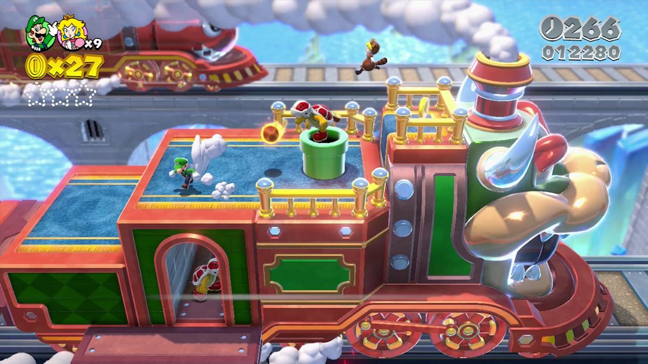 Super Mario 3D World a nová várka kouzelných obrázků a videí 89840
