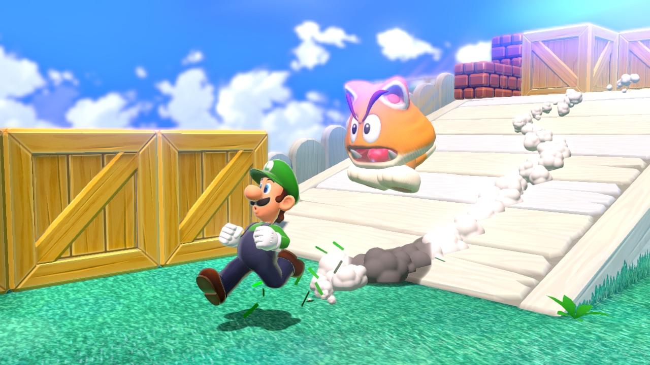 Super Mario 3D World a nová várka kouzelných obrázků a videí 89841