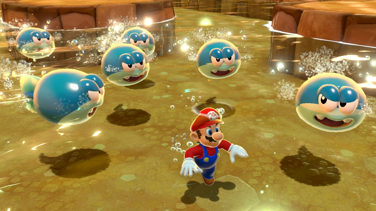 Super Mario 3D World a nová várka kouzelných obrázků a videí 89842
