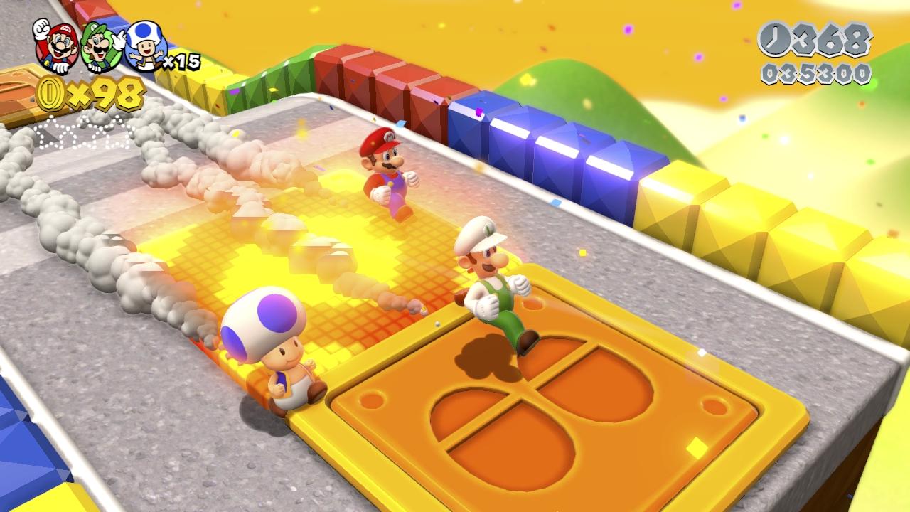 Super Mario 3D World a nová várka kouzelných obrázků a videí 89844