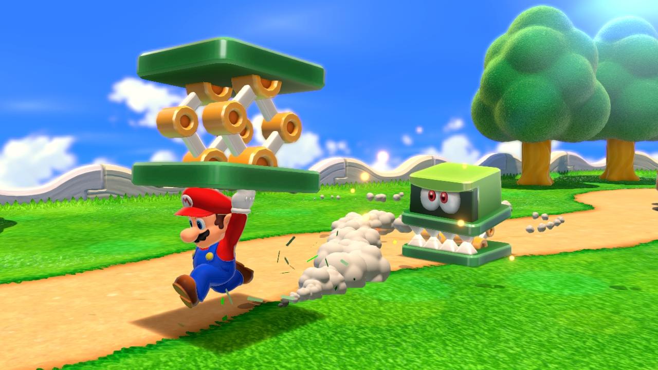 Super Mario 3D World a nová várka kouzelných obrázků a videí 89848