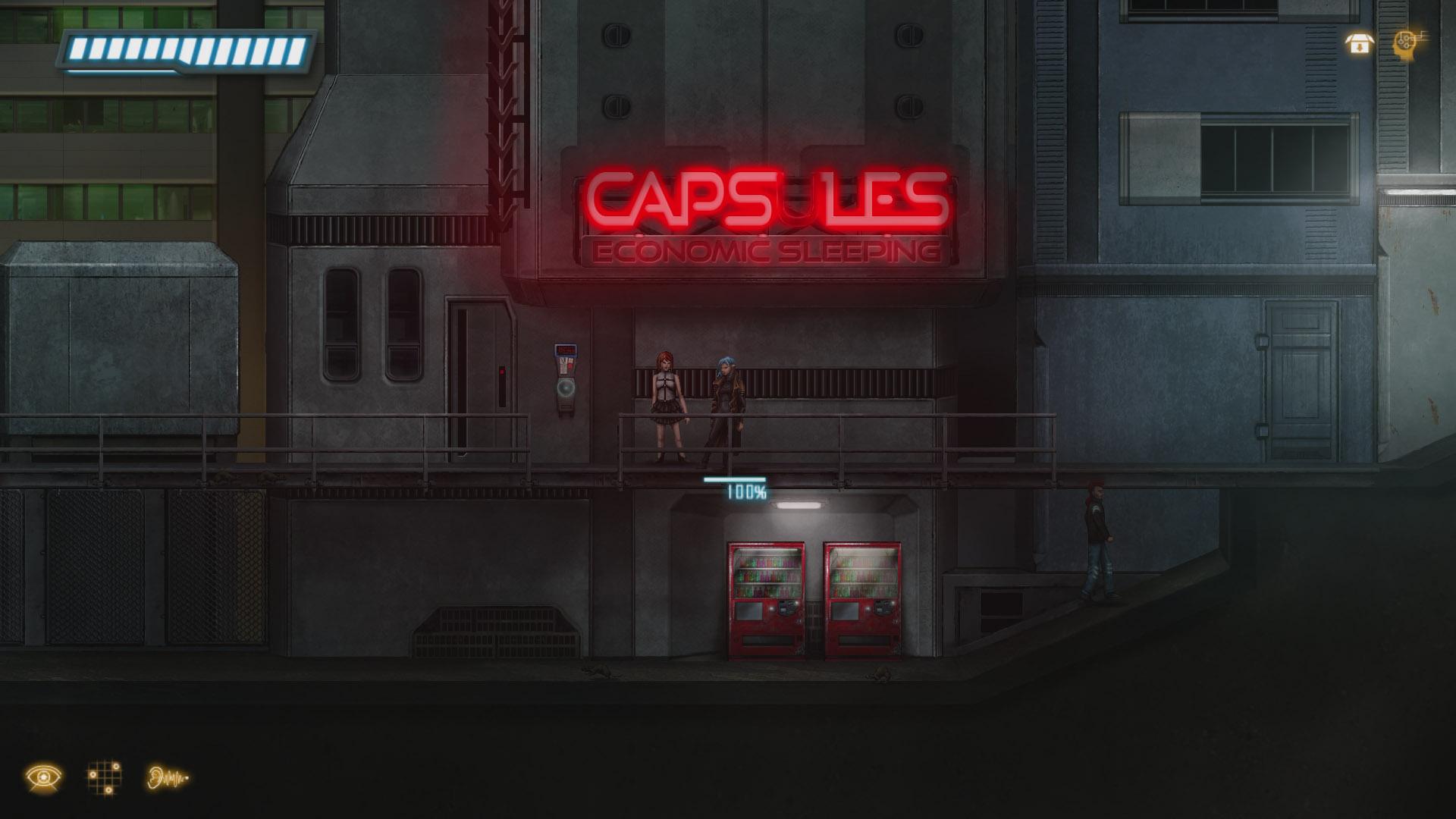 České RPG Dex shání peníze na Kickstarteru 89896