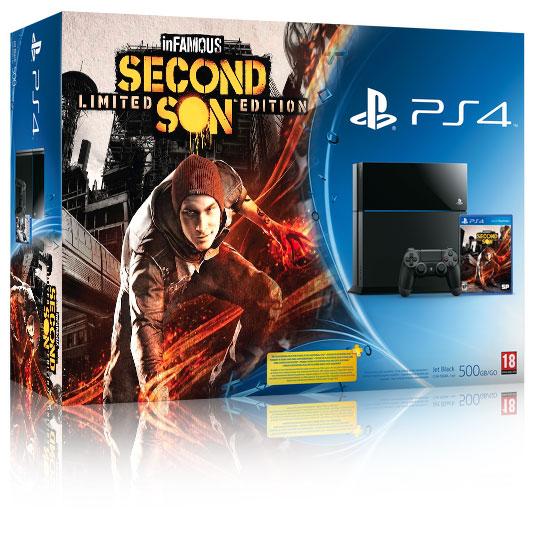 Odhalen PS4 bundle nového inFamous 89968