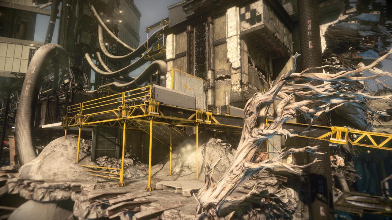 Kovové interiéry i prosluněná venkovní prostranství, to je Killzone: Shadow Fall 89970