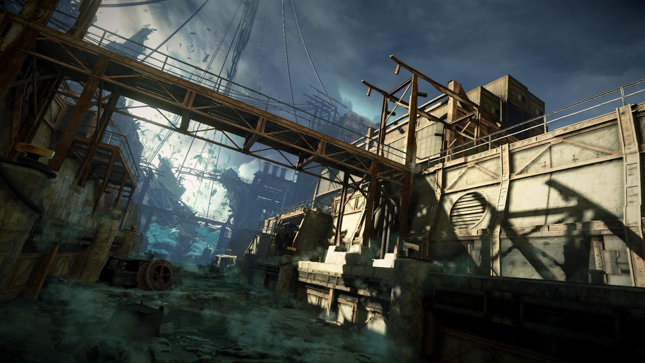 Kovové interiéry i prosluněná venkovní prostranství, to je Killzone: Shadow Fall 89977