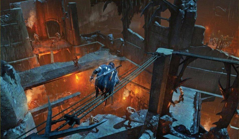 Middle-earth: Shadow of Mordor se ukazuje na prvních obrázcích 90103