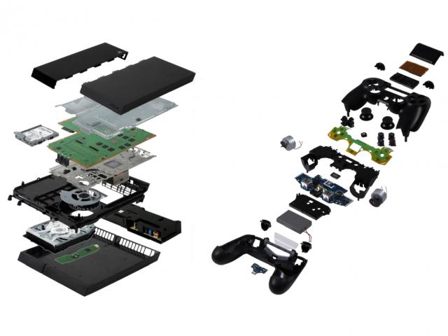 PS4 se prodává o 18 dolarů dráž, než jsou výrobní náklady 90119