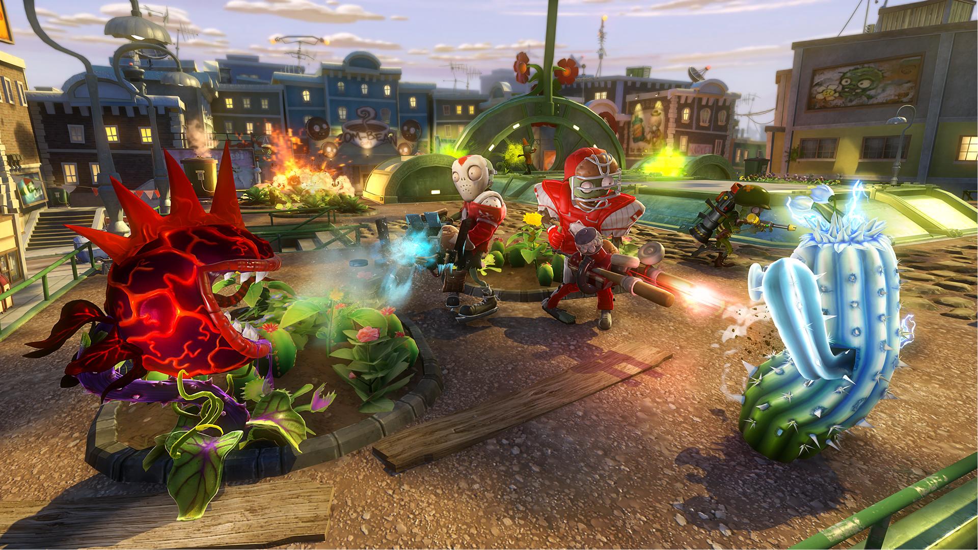 Plants vs. Zombies: Garden Warfare se dočkáme v únoru 90139