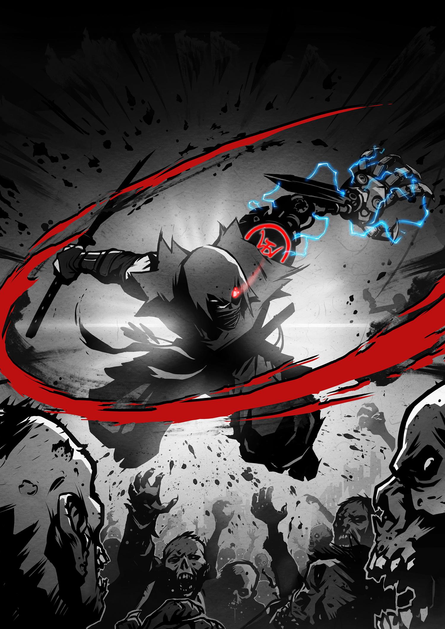 Obrazem: Rozcupování zombíků v Yaiba: Ninja Gaiden Z 90143