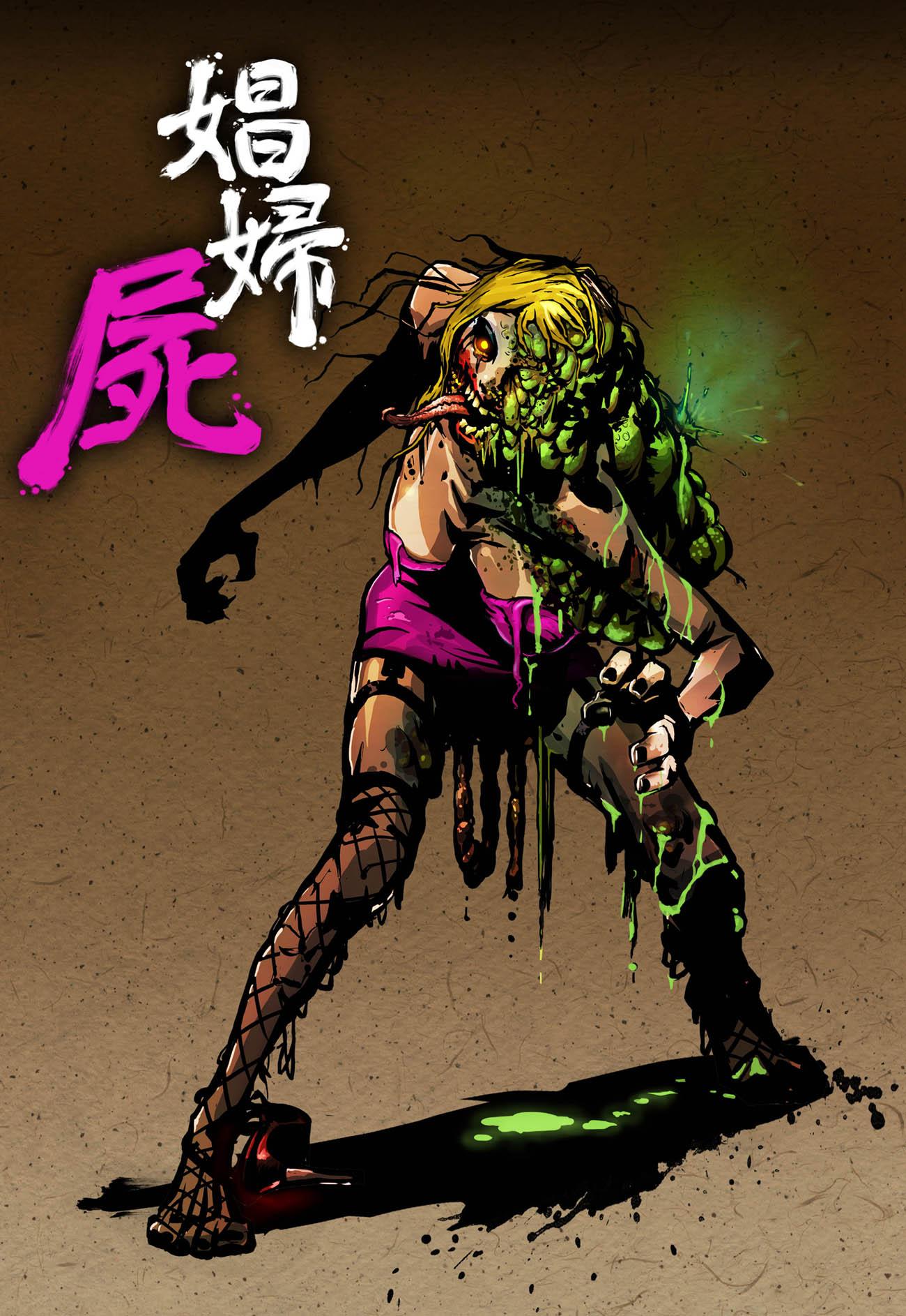 Obrazem: Rozcupování zombíků v Yaiba: Ninja Gaiden Z 90144