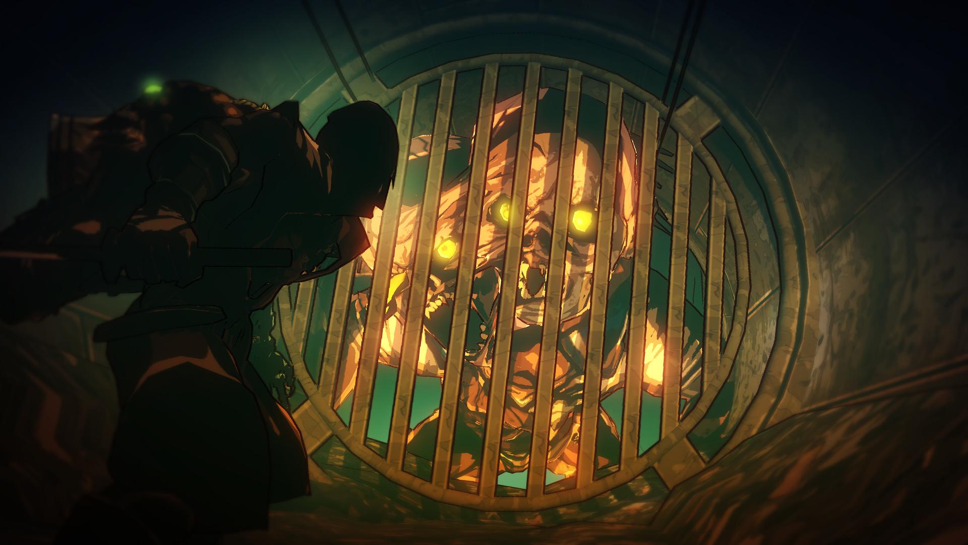 Obrazem: Rozcupování zombíků v Yaiba: Ninja Gaiden Z 90150