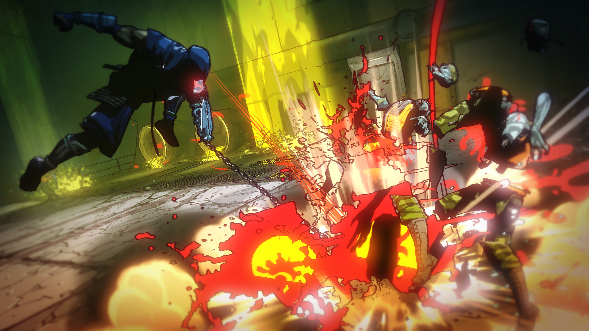 Obrazem: Rozcupování zombíků v Yaiba: Ninja Gaiden Z 90165